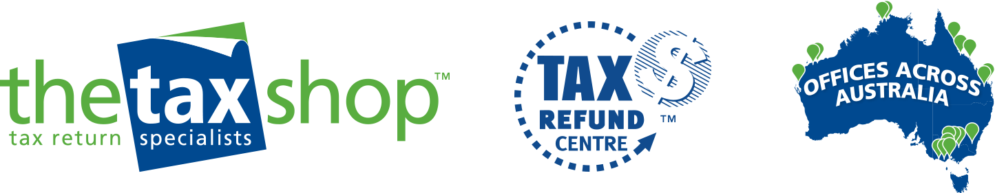 The Tax Shop and Tax Refund Centre have offices across Australia.