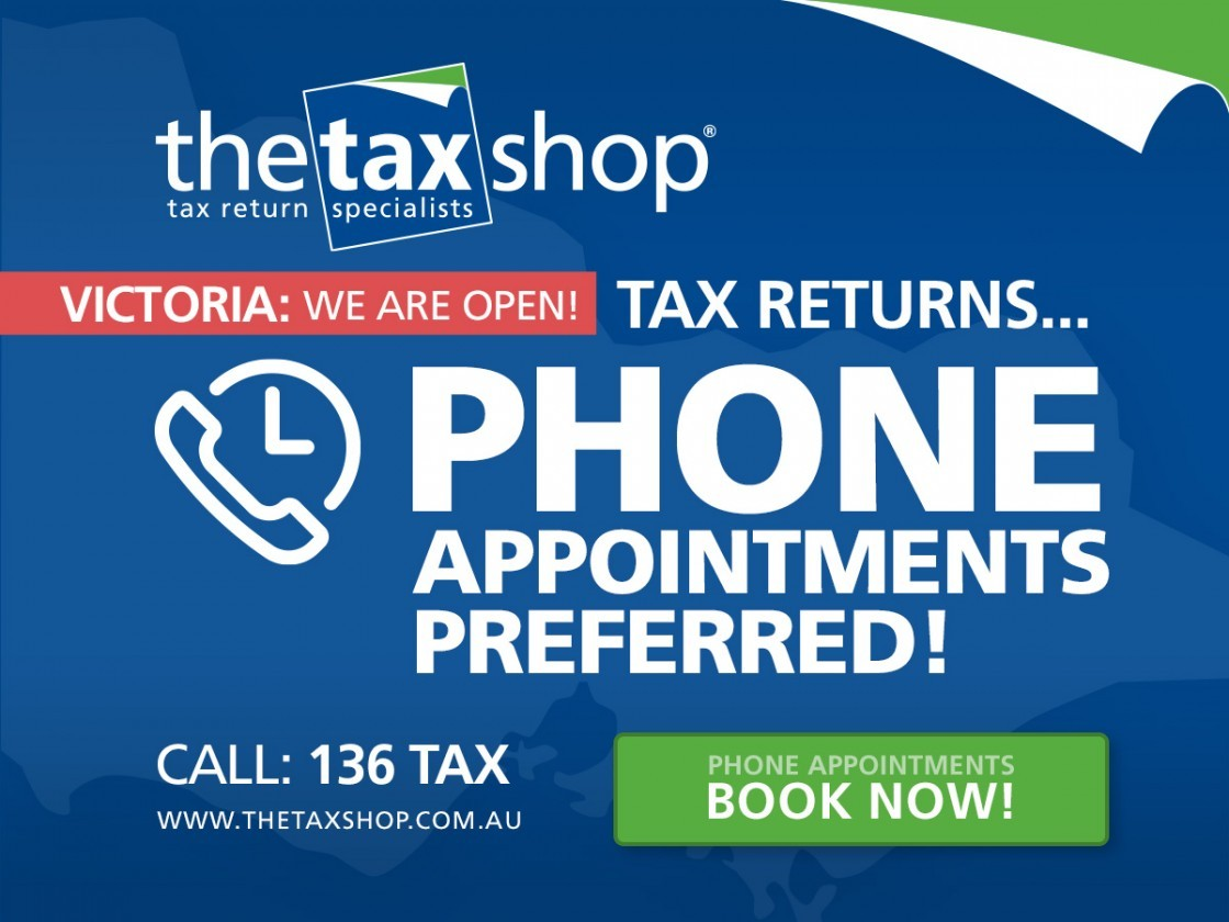 TheTaxShop BLOG-Graphic PhoneAppointments-VIC