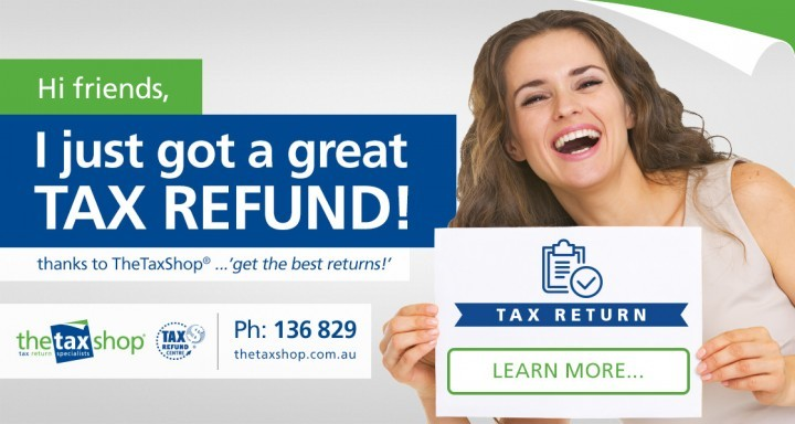 TheTaxShop BLOG-Referal-Experience